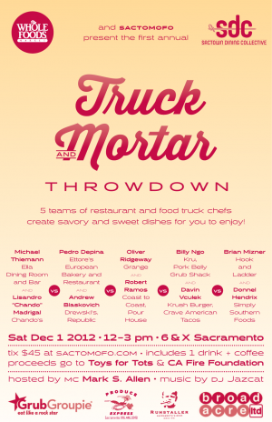 Truck and Mortar Throwdown